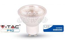 LED fényforrás GU10 spot 6,5W 110° természetesfehér SAMSUNG