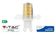 LED fényforrás G9 henger SMD 3W melegfehér SAMSUNG
