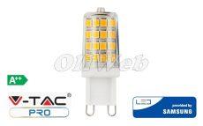 LED fényforrás G9 henger SMD 3W természetesfehér SAMSUNG