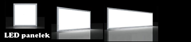 LED panelek